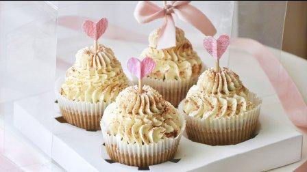 提拉米苏cupcakes