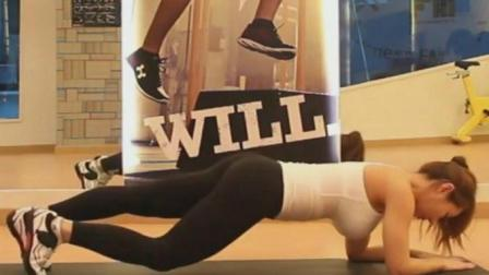 臀腿塑形训练, 可以帮你更好的打造身体曲线
