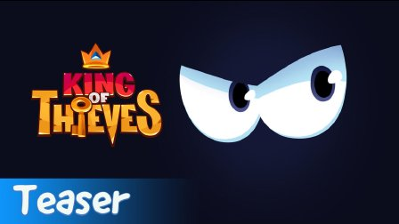 King of Thieves teaser - new game by Zeptolab coming soon