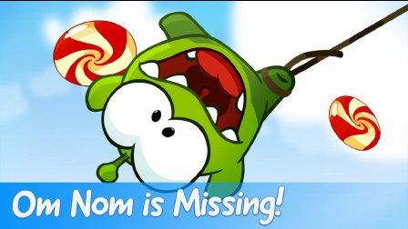 BREAKING NEWS! Om Nom is Missing!