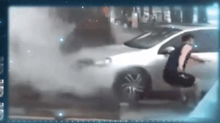 一分钟告诉你油门当刹车有多可怕!