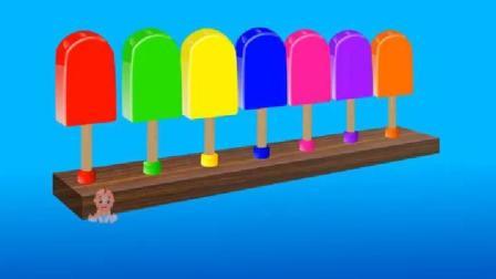 制作冰淇淋玩具模具视频16