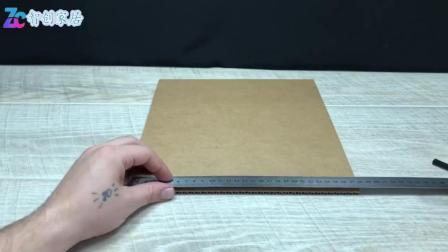 如何用纸板制作神奇小狗投影机