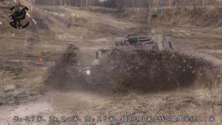 本世纪中国进口的首款轮式俄军装甲车, 从性能来看购买不亏