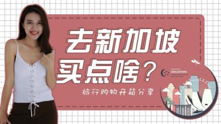 海南鸡饭味口味薯片? 你一定没吃过! 新加坡旅行, 都买啥吃啥?