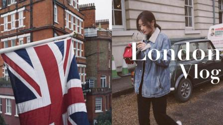 我在伦敦的周末Vlog丨Travel with Savi #14丨Savislook