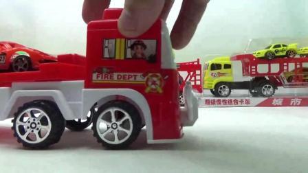 超级运输车爱赛车总动员, 漂亮的大卡车