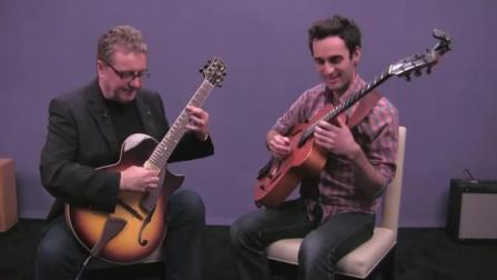 Martin Taylor and Julian Lage - -Some Day My Prince Will Come-