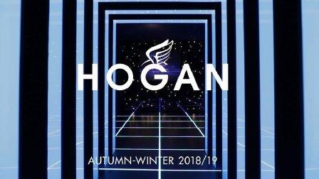 HOGAN AW18/19 Presentation - Galaxy Love