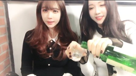 赵世熙&韩敏英&多慧 2018 2 27 手机直播录像 (吃播)