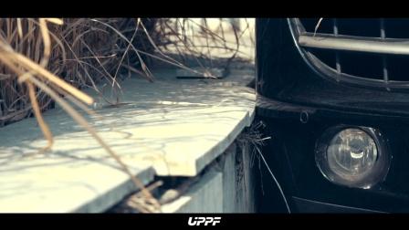 UPPF优帕实车防剐蹭测试(2018年)