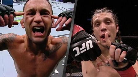 UFC222 倒计时 柔术新生代奇才奥尔特加 VS UFC老炮儿埃德加