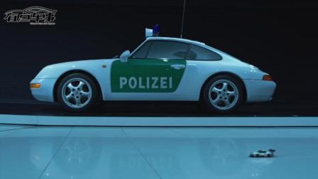 两男子深夜竟在保时捷总部博物馆飙车 还撞到一台限量版!