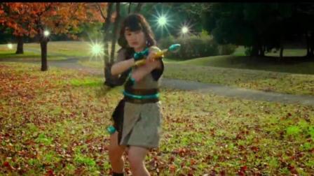 日本这部电影《JK忍者女孩》比《巴拉拉小魔仙》还有过之而无不及