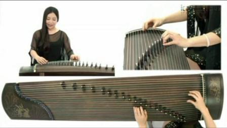古筝生日快乐视频教程 哪里可以学习古筝 自学古筝教程