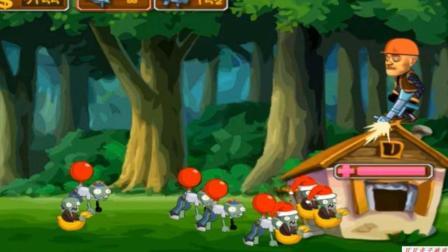 熊出没之光头强打僵尸玩具动画视频