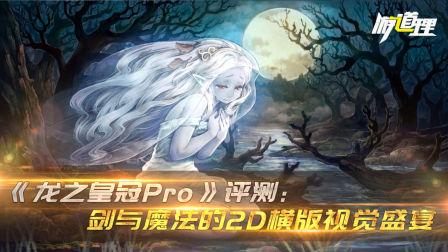 《龙之皇冠Pro》评测: 剑与魔法的2D横版视觉盛宴
