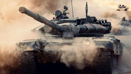 坦克内部中弹着火了怎么办? 原来还有这么厉害的灭火装置!