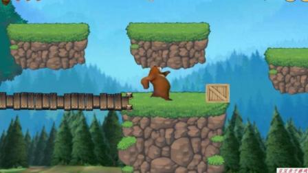 熊出没之熊大冒险玩具动画视频