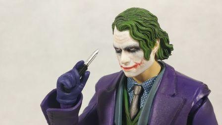 【安_俊模玩】479 MAFEX 小丑 2.0 蝙蝠侠黑暗骑士三部曲 6寸丑爷