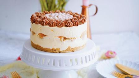 超详细步骤教你制作完美的意大利知名点心-提拉米苏蛋糕