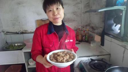 做菜视频 肉丸子的做法