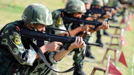 中国参加国际比赛 外军要求试射中国步枪 刚开一枪就被吓懵了