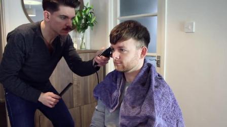 型男进阶法则, 短发发型选择至关重要!