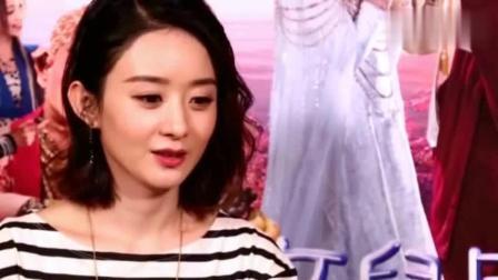谢娜拒绝让赵丽颖当孩子干妈, 网友: 心疼赵丽颖