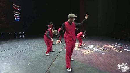 4Original给观众带来一支感受触电般快感的齐舞