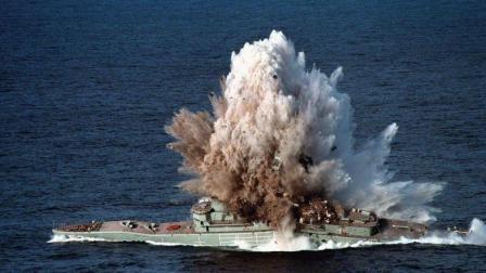 中国海军演习时突发意外 水雷刚进水就爆炸 参演官兵被当场震晕