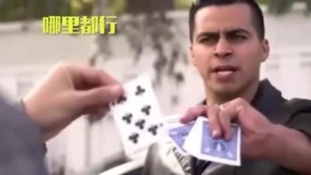 抢劫前先玩把牌吧