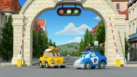 儿童教育视频: 珀利和凯文, 交通规则