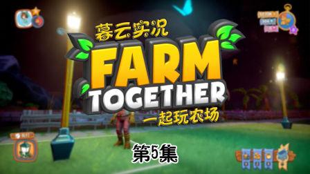 暮云实况【一起玩农场】P5 个性农场装饰了解一下