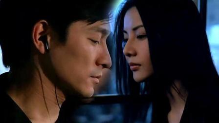 《暗战》里的最美邂逅, 当38岁刘德华遇见26岁蒙嘉慧, 为何影迷对这段情节如此痴迷?