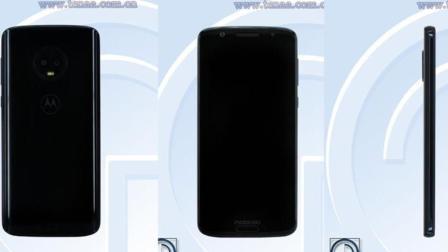 摩托罗拉G6亮相工信部: 骁龙450、囧样双摄