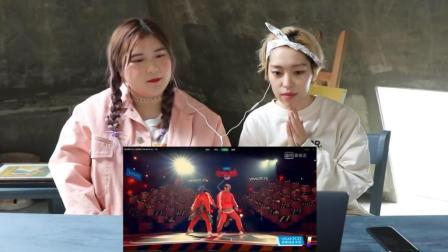 韩国人看中国人跳街舞 韩国街舞