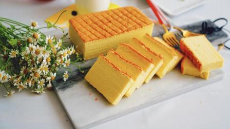 超详细步骤教你制作日本超人气流行的蛋糕-香草相思蛋糕