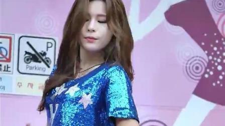 댄스팀 스카타 (수현, Scottar) - 핫해 (배드키즈) @ 나비쇼핑몰 직캠