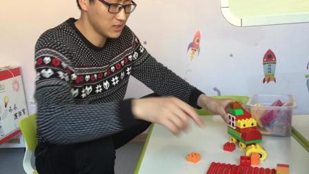 乐高世界★LEGO 小火车 4399小游戏