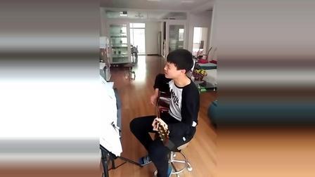 说散就散-吉他弹唱~朱浩南