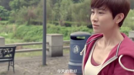 《十月初五的月光》  张智霖佘诗曼玩高空蹦极缓解压力