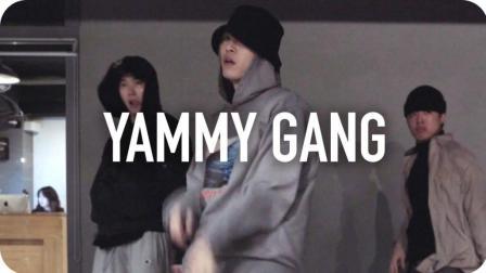 【4.29-5.1在重庆】Junsun Yoo编舞Yammy Gang