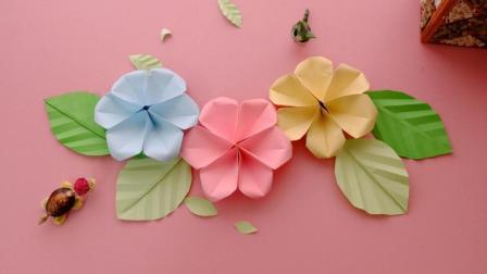 2分钟就能学会的装饰花朵, 步骤简单, 成品超漂亮!