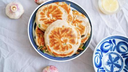 超详细步骤教你制作韩国街头人气爆棚的小吃-韩国咸味煎饼