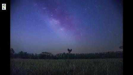 延时拍摄银河, 真的不敢相信自己的眼睛!