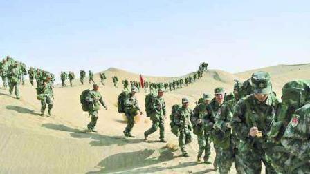 14个师的兵团驻扎在这里, 中国最神秘省份到底隐藏着什么秘密?