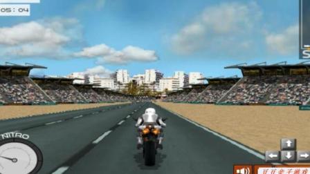汽车总动员之摩托车赛车玩具动画视频