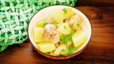 土豆炖鸡腿, 香气弥漫满屋