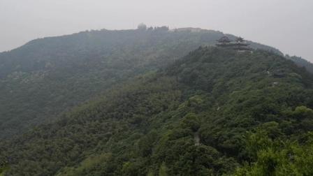 五一穷游苏州第一山——穹窿山, 地不出名, 风景甚好!